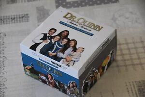COFFRET 43 DVD L'INTEGRALE DR. QUINN FEMME MEDECIN