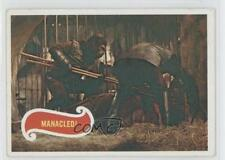 1969 Topps Planet of the Apes #31 Manacled! Non-Sports Card 0s4