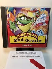 Educational Software / Jump Start 2nd Grade Learning Tool