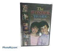 The Wonder Years: Season 1-  DVD Set of 2 Fred Savage, Danica McKellar Bonus New