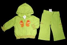 NWT GYMBOREE Girl Yoga Suit Lot Social Butterfly Pants Hoodie 12-18 Months  B1