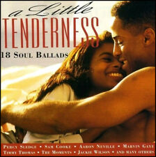 18 SOUL BALLADS * New CD *All Original Songs* Chi-Lites, Moments, Sam Cooke, etc
