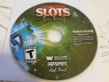 WMS Slots: Ghost Stories (PC, 2012)Disc Only 70-181