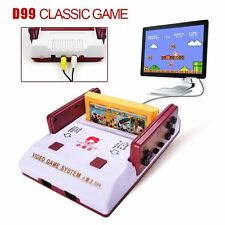 Video Game Console Player + Games Play Card + 2 Joystick and TV game player