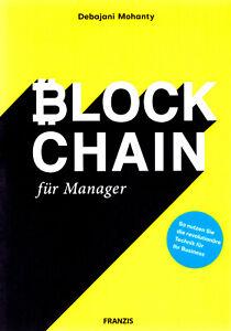Blockchain für Manager    Franzis ( NEU )