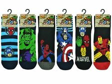 Marvel Everyday Socks for Men