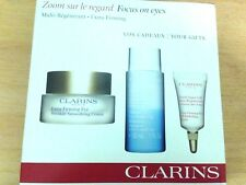 Clarins Extra Firming Eye set - New - value more than $96