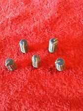 Set of (6) Mackie Mixer Knobs (limited time only)- Blue