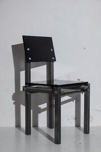 Metal Military Chair - Gerrit Rietveld Copy