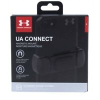 Under Armour UA Connect Magnetic Mount Holder For Mobile Cell Phone - Black