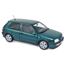 Norev Volkswagen Golf VR6 1996 Green metallic Escala 1:18