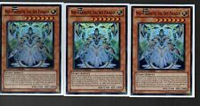 Playset Of 3x Super Rare - Neo-Parshath The Sky Paladin CT08-EN009 Limited Ed