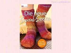 Die neue Spiralsocke vom OZ Verlag