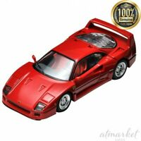 Tomica limited vintage neo 1/64 Mini Car 292463 TLV-NEO Ferrari F40 Red JAPAN