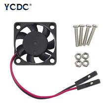 Cooling Fan For Raspberry Pi 3 2 Model B Pi 3 B+ Pi A+ DC 5V/0.2A 30x30x7mm 479