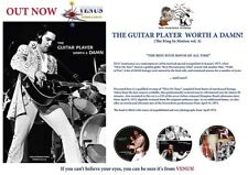 ELVIS PRESLEY - THE GUITAR PLAYER WORTH A DAMN  -  Venus Productions