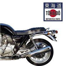 Sozius Haltebügel Sitzbankbügel Chrom Honda CB1100EX mit 4-2 Speichenrad