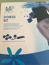 Aqua Fitness Kit Swimming swim Pool Dumbbells ankle cuffs Exercise Hot Tub Spa