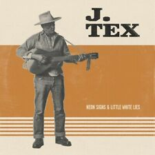 J. Tex - Neon Signs & Little White Lies [New CD] Digipack Packaging