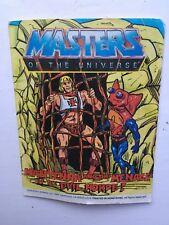 He-man Amos Del Universo Mantenna y amenaza de Horda mal Comic Book