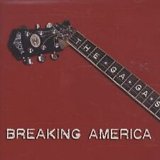 The Ga Ga's(CD Single)Breaking America-Crisis-New