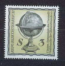 AUSTRIA 1977 MNH SC.1062 Globe Coronelli