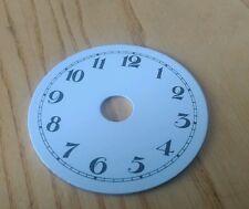 CLOCK DIAL 57 mm Arabic enamel