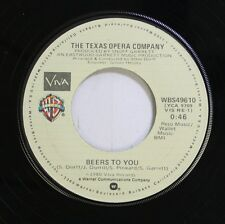 Soul 45 Any Which Way You Can Soundtrack - The Texas Opera Company / Beers To Yo