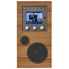 COMO AUDIO AMICO TEAK/BLACK SMART RADIO MULTIROOM RICARICABILE NUOVA GARANZIA