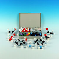 240 Pcs Chemistry Atom Molecular Model Kit General Scientific Educational Model