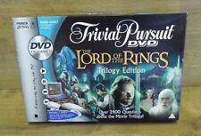 Lord Of The Rings Trivial Pursuit Trilogy Edition. DVD