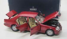 Mercedes Benz S500 ( 1997 ) rot met. / Norev 1:18