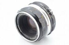 Obiettivo Nikkor-H 50mm f/2 Non AI per Nikon