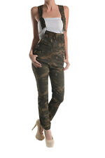 G-Style USA Women's Camo Print Jumpsuit Romper Overall Pants RJHO147A-C7E