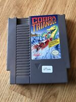 Cobra Triangle (Nintendo Entertainment System, 1989) NES Cart BT1