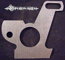 Tattoo Machine Frame Parts Slotted Black Widow Side Plate 1018 Liner Shader USA