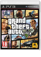 GRAND THEFT AUTO V (GTA 5) PS3 BRAND NEW FAST DELIVERY!