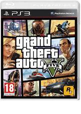 Grand theft auto v (gta 5) PS3 neuf livraison rapide!