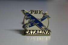inch Collectible Lapel Hat Pin Consolidated Pby Catalina Airplane Seaplane 1.5