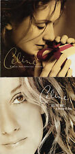 CELINE DION Lot 2 CDs- All The Way A Decade Of Songs - These Are Special Times
