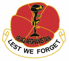 Iraq War Modern & Current Militaria Badges
