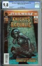 Star Wars: Knights of the Old Republic #10 CGC 9.8 Mandalorian