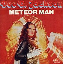 DEE D. JACKSON METEOR MAN GALAXY POLICE EX+