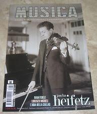 RIVISTA MUSICA N.185 - JASCHA HEIFETZ - APRILE 2007 (MU2)
