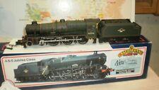 "loco vapeur Jubilee class "" Bahamas "" GP 45596 BR Bachman 31-153 HO 2 rails"