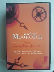 Michael Moorcock 'The Cornelius Quartet' 1st edition (Hardback,1993)