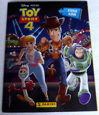 !!! NEUF - ALBUM collection PANINI - TOY STORY 4 - 2019 - COMPLET !!!