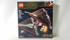 Lego Star Wars Sith Tie Fighter Building Toy Set 470pcs 75272