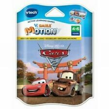 VTECH V.Smile Motion Disney Cars 2 game BRAND NEW!