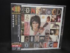 RON WOOD Gimme Some Neck JAPAN CD The Rolling Stones Faces Fleetwood Mac Jagger